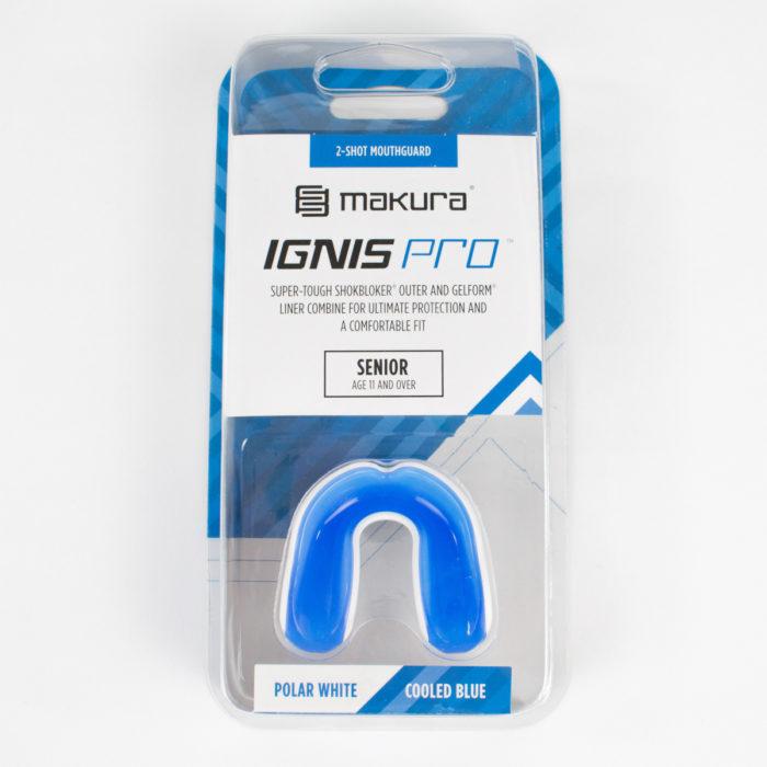 Makura Ignis Pro Wit/Blauw