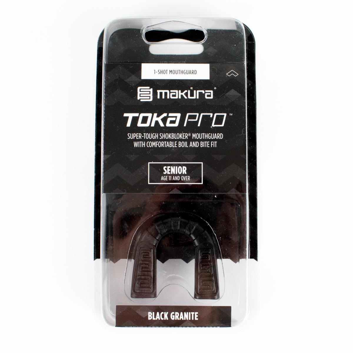 Makura Toka Pro Zwart